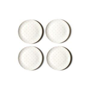 Coton Colors Quatrefoil Salad Plate
