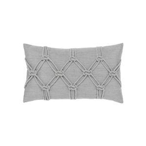 Elaine Smith Rope Lumbar Sunbrella Pillow, Multi - Size: unisex
