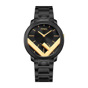 Men's Run Away F-Insert Analog Bracelet Watch - BLACK