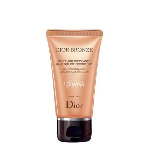 Christian Dior Bronze Self Tanning Jelly for Face, 1.7 oz./ 50 mL - Size: female