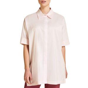 Marina Rinaldi Plus Size Filosofo Button-Down Shirt - Size: 18 - PINK