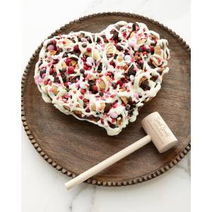 Have a Heart Chocolate Pizza