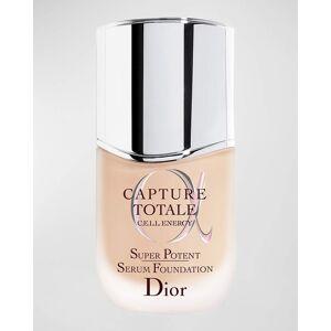 Christian Dior Capture Totale Super Potent Serum Foundation SPF 20 - Size: female