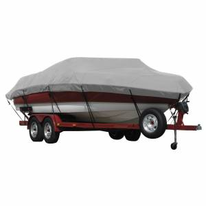 Covermate Exact Fit Covermate Sunbrella Boat Cover for Maxum 2200 Sr3 2200 Sr3 Br Covers Int. Platform I/O. Gray