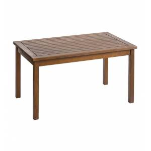 HOANG HUNG COMPANY LIMITED/ W.E. CONNOR Lancaster Eucalyptus Wood Outdoor Coffee Table
