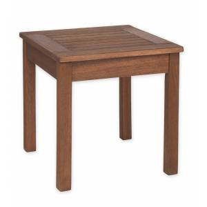 QUANG DUNG TRADING SERVICE PRODUCTION CO., LTD. / Slatted Wood Side Table
