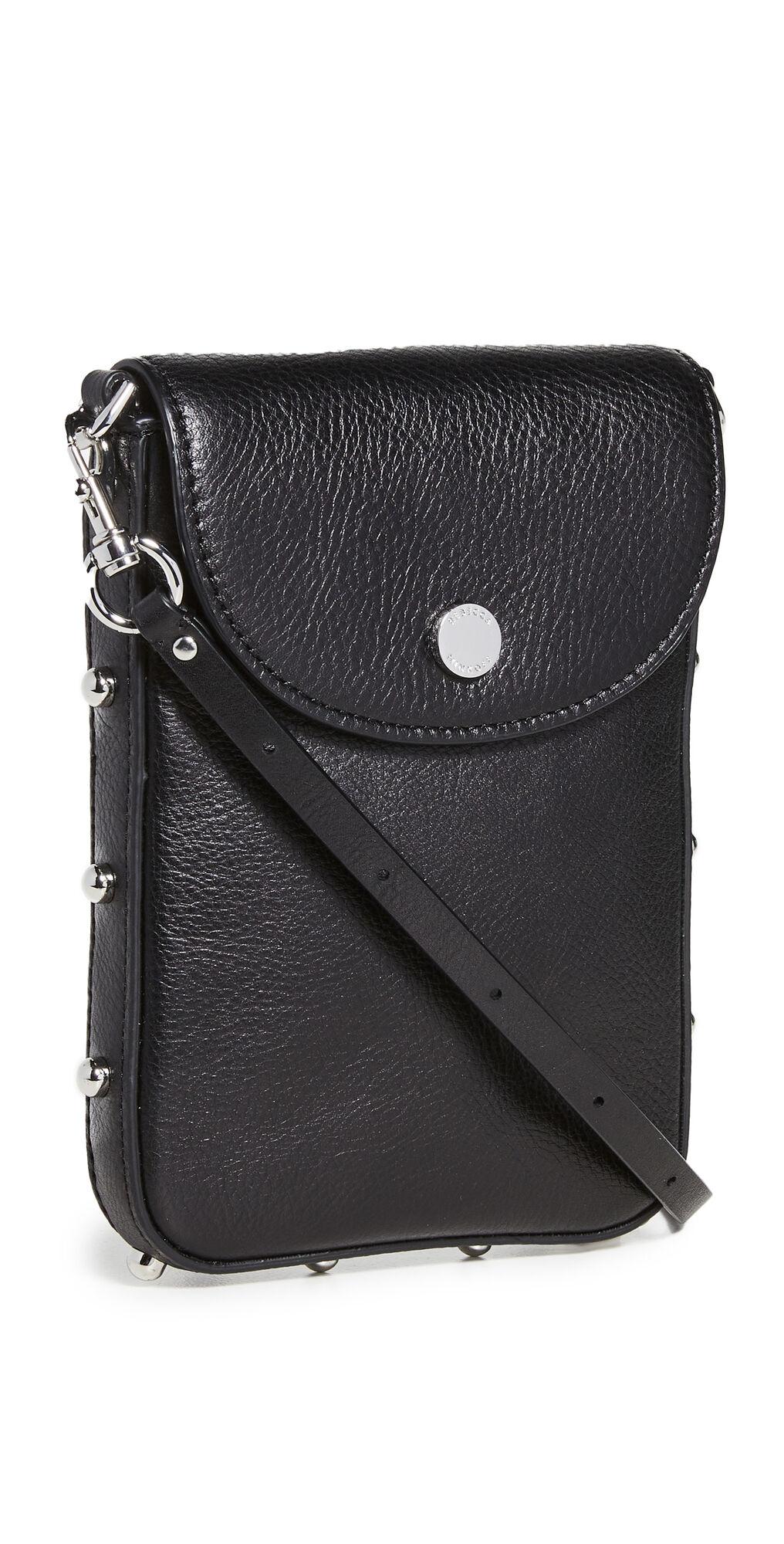 Rebecca Minkoff Envelope Phone Crossbody Bag  - Size: One Size