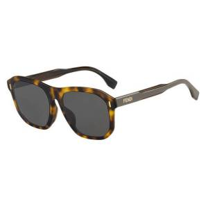 Fendi Sunglasses FF M0097/F/S Asian Fit 9N4/IR