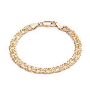 Jackson Women's Gold Statement Chevron Chain Bracelet Rachel Jackson