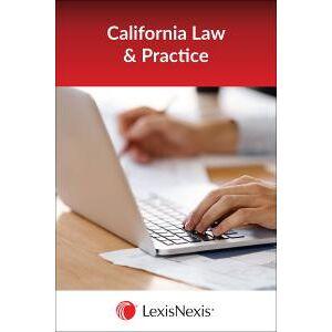 California Litigation Package - LexisNexis Folio