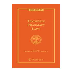 LexisNexis Publishing Solutions Government Tennessee Pharmacy Laws