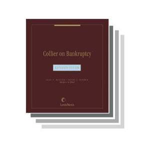 Matthew Bender Elite Products Collier on Bankruptcy