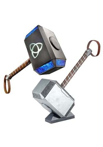 Marvel Legends: Thor Mjolnir Hammer Electronic Prop