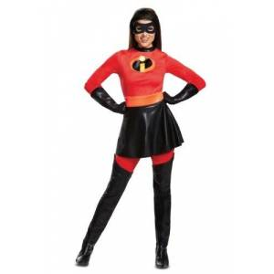 Incredibles 2 Deluxe Mrs. Incredible Womens Costume
