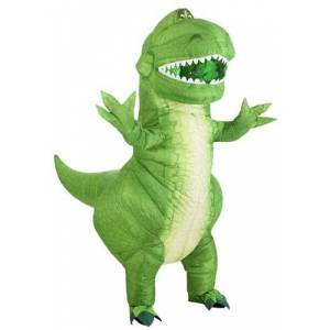 Disney Toy Story Rex Inflatable Adult Costume