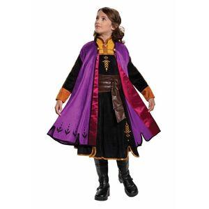 Disney Frozen 2 Girls Anna Prestige Costume