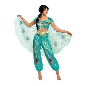 Disney Aladdin Live Action Womens Jasmine Costume