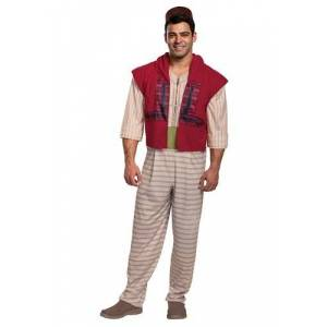 Disney Aladdin Live Action Men's Aladdin Costume
