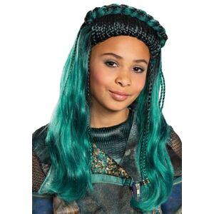 Descendants 3 Girls Teal Uma Wig