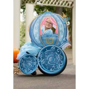 Disney Princess Carriage Adaptive Wheelchair Cover Costume