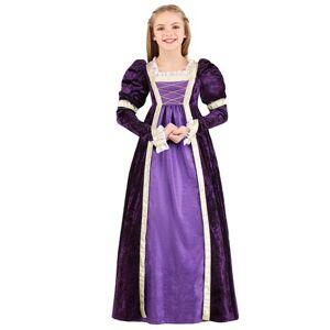Kid's Amethyst Princess Costume
