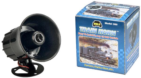 Wolo Electronic Train Horn