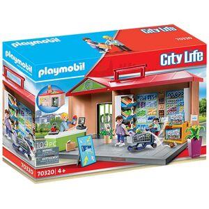 Playmobil 70320 Take Along Take Along Grocery Store