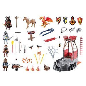 Playmobil 70390 Novelmore Burnham Raiders Lava Mine