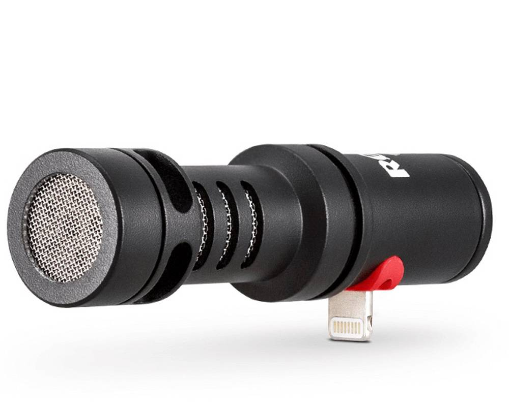 RODE Directional Microphone For Smart Phones