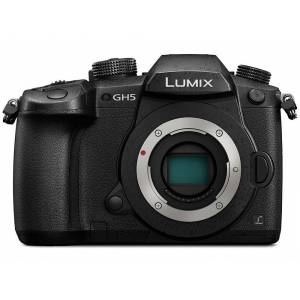 Panasonic Lumix GH5 Camera 4K Digital Mirrorless (Body Only)