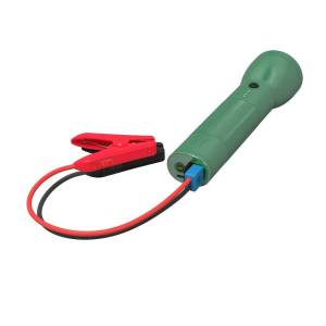 HALO Bolt Flashlight with USB Car Charger (Mint)