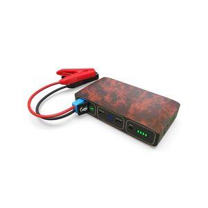 HALO Bolt 58830 Portable AC Car Jump Starter (Wood Grain)
