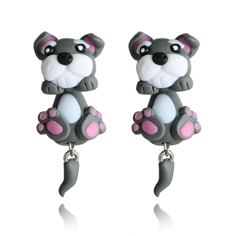 Jewelry Forte New Dog Earrings