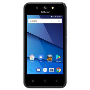 BLU Dash L4 LTE D0050UU Cell Phone, Black, PBN201425