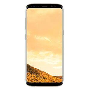 Samsung Galaxy S8 G950F Cell Phone, Maple Gold, PSN100987
