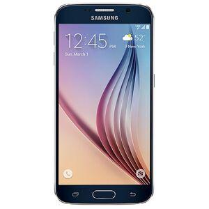 Samsung Galaxy S6 G920V Refurbished Cell Phone, Black Sapphire, PSU100151