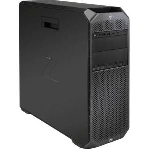 HP Z6 G4 Workstation - Intel Xeon Silver Octa-core 8 Core 4108 1.80 GHz - 8 GB DDR4 SDRAM RAM - 1 TB HDD - Mini-tower - Black - Windows 10 Pro 64-bit