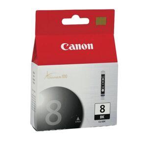 Canon CLI-8BK ChromaLife 100 Black Ink Cartridge (0620B002AA)