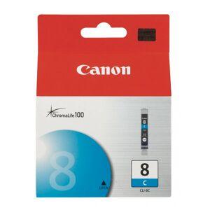 Canon CLI-8C ChromaLife 100 Cyan Ink Cartridge (0621B002AA)