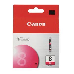 Canon CLI-8M ChromaLife 100 Magenta Ink Cartridge (0622B002AA)