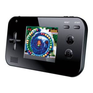 Dreamgear My Arcade� Portable Gaming System With 220 Games, Black, DG-DGUN-2573
