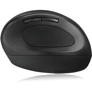 Kodak IMOUSE Q10 Wireless Vertical Ergonomic Mouse - Optical - Wireless - Radio Frequency - 1 Pack - USB - 1600 dpi - Scroll Wheel - 6 Button(s) - Rig