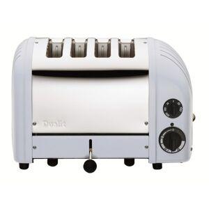 Dualit� New Gen 4-Slice Extra-Wide-Slot Toaster, Glacier Blue