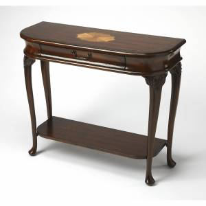 Butler Specialty Company Cherry Console Table Cherry - 2110024 - Traditional