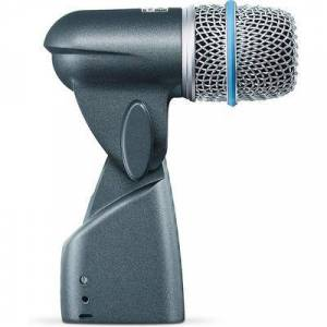 Shure Supercardioid Dyna Mic Instrument Applications