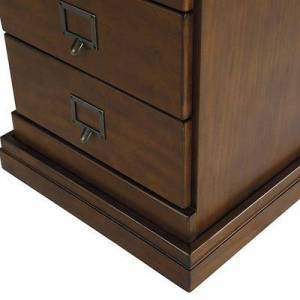 "Ballard Designs ""Desk Return Riser - 2 1/4"""" Plinth Base - Ballard Designs"""