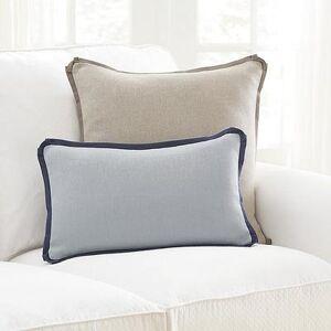 """Ballard Designs """"Bellport Linen Pillow Cover Flax/Greige 20"""""""" x 20"""""""" - Ballard Designs"""""""
