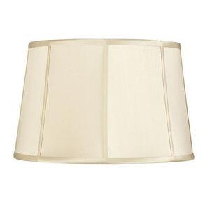Ballard Designs Couture Tapered Drum Lamp Shade - Select Styles Gray Silk 14 inch - Ballard Designs