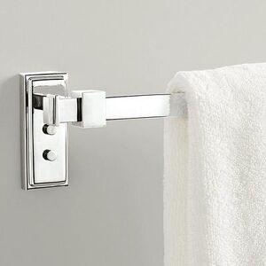 """Ballard Designs """"Hudson Bath Towel Bar 24"""""""" - Ballard Designs"""""""