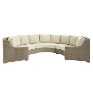 Ballard Designs Navio 3-Piece Sectional with Cushions - Ballard Designs